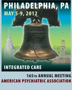 APA MAY 2012 congress